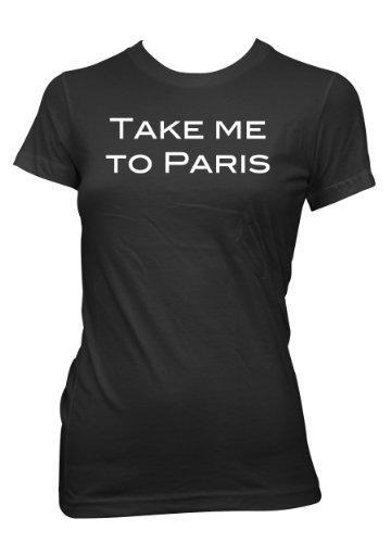 Paris Me Girls Noir Take T Freak To Certified shirt BqF4x
