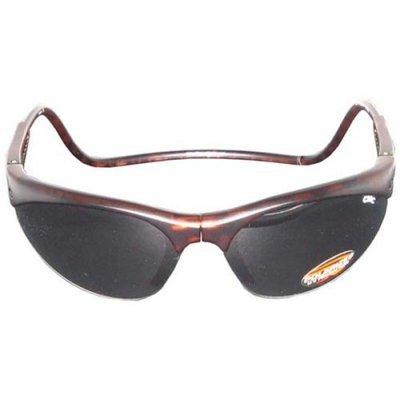 0a399d23b1 Amazon.com  CliC Magnetic Polarized Sunglass II - Tortoise Sunglasses -  Fishing Series  Sports   Outdoors