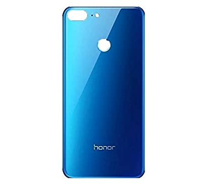 buy popular e6b4e aa974 Aliya Replacement Battery Back Door Glass Panel Cover for Huawei Honor 9  Lite - Blue