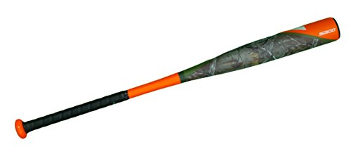Easton S500 Youth Baseball Bat (2015 Realtree Orange, 29''/16 oz) by Easton