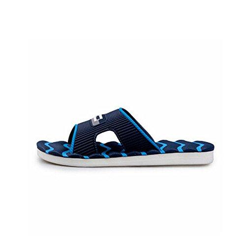 da Blu Pantaloncini antiscivolo Sandali e in uomo 5 27 da pelle da cm Sandalo impermeabili uomo Melodycp da 25 spiaggia uomoCasual estivi Z1x6A6WB