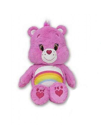 Care Bears Fans Cheer Bear Pink 35cm Stuffed Plush Doll from Care Bears