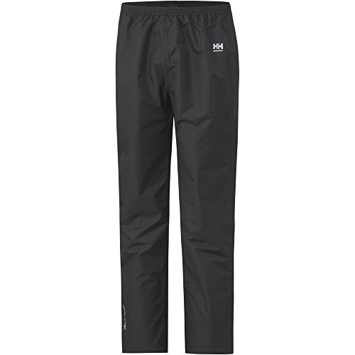 Helly Hansen 70427_990-XS Waterloo Pants, X-Small, Black by Helly Hansen (Image #1)