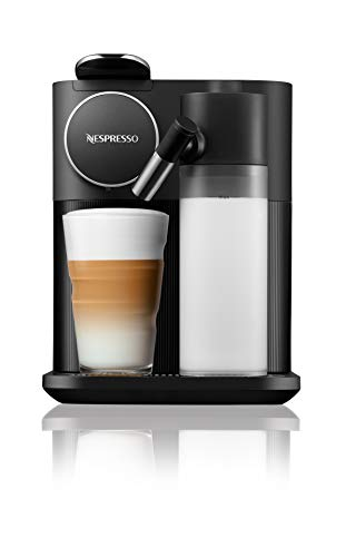 Nespresso EN650B Gran Lattissima Original Espresso Machine with Milk Frotherby De'Longhi, Sophisticated Black