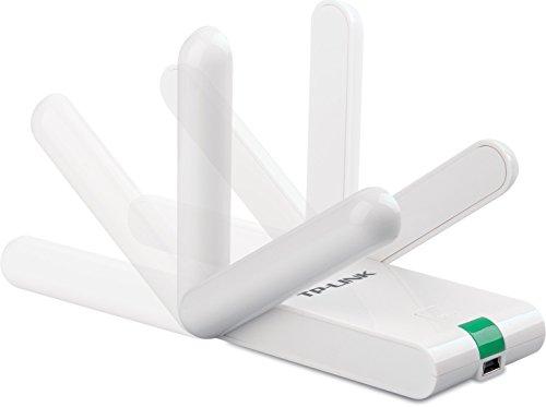 TP-Link N300 Wireless High Gain USB Adapter (TL-WN822N)