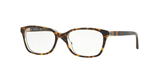 (Vogue VO2967 Eyeglass Frames 1916-47 - Top Havana/Transparent VO2967-1916-47)