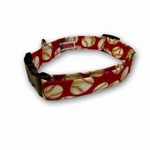 Elmou0027s Closet Dog Collar   Play Ball