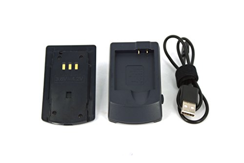 Price comparison product image Portable Universal Micro USB Battery Charger for Ricoh G700G700SEGR Digital III GR Digital IVGX200GR GR Digital IIWG-M1 Digital Camera battery pack