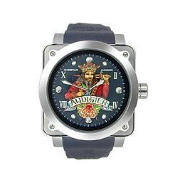 Christian Audigier's Women's Fortress Collection King of Hearts watch #FOR-202