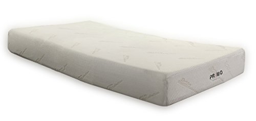 picture of Primo International Elite 8-inch Memory Foam Mattress - Beige