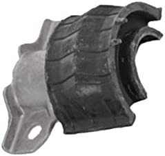 For Mercedes W164 Front Left or Right Sway Bar Bushing w// Bracket Vaico V30 2412
