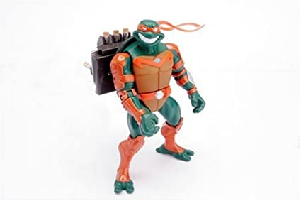 Teenage Mutant Ninja Turtles Strike Threat Michelangelo