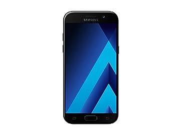 三星Galaxy A5(2017)智能手机,黑色,32GB可扩展,[意大利语版]