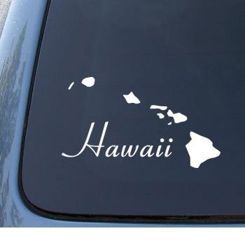 HAWAII Tropical Islands Notebook Sticker product image