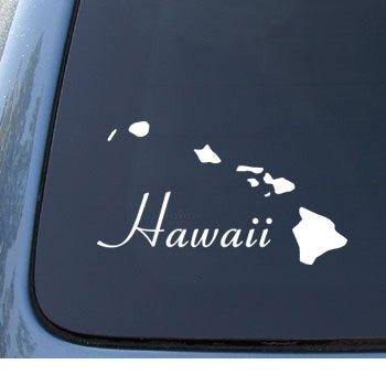 HAWAII Tropical Islands Notebook Sticker