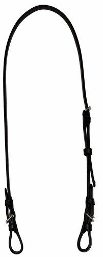 Henri de Rivel Dressage Bradoon Hanger Black Oversized