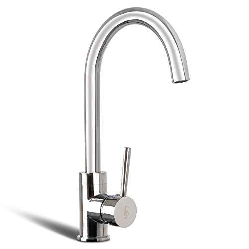 where to buy amerifaucets gooseneck kitchen faucet classic one