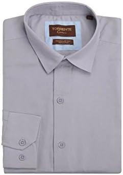 Torrente couture camisa Regular Roy hombre XXL, Hombre-Mujer, color gris, tamaño medium: Amazon.es: Ropa y accesorios