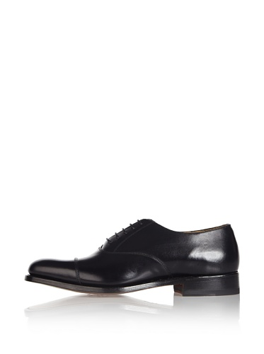 George Webb Zapatos Santa Maria Di Castellabate Negro