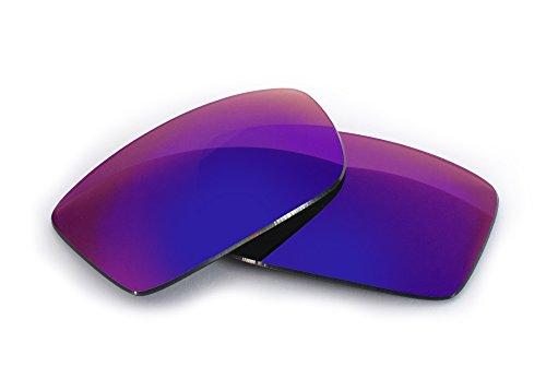 FUSE Lenses for Oakley Chainlink Cosmic Mirror Tint Lenses (Chainlink Lenses)