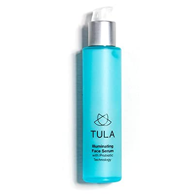 TULA Probiotic Skin Care Illuminating Face Serum, 1.6 oz. – Anti-Aging & Correcting Facial Serum for Smooth & Even Complexion