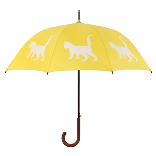 The San Francisco Umbrella Company Cat Walking Stick Umbrella by The San Francisco Umbrella Company