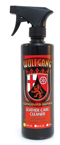 Wolfgang Concours Series WG-2500 Leather Care Cleaner, 16 fl. oz.