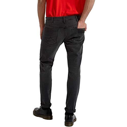 Wrangler Skinny Zone Grey Bryson Jeans Tg 33 UfUTqAO