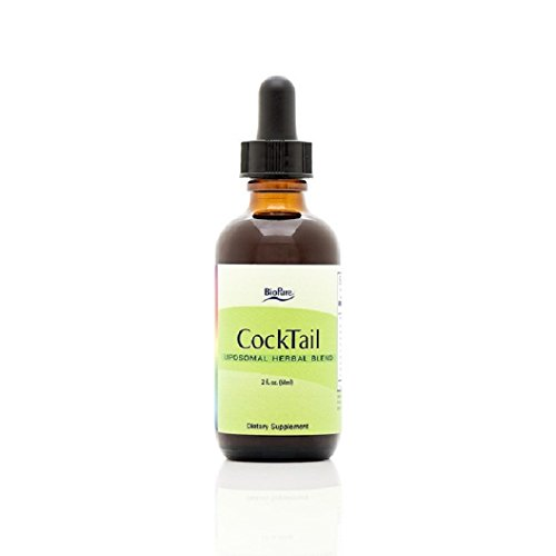 Cocktail 2 ounce (Liposomal Herbal Blend) by BioPure by BioPure