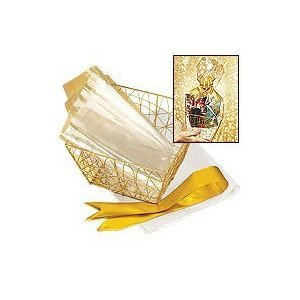 Avon make your own diy gold wire gift basket x5 amazon beauty avon make your own diy gold wire gift basket x5 negle Image collections