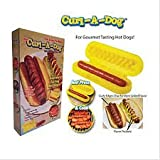 Curl-A-Dog BBQ Spiral Grilling Hot Dog Sausage Slicers by Curl-a-Dog (Kitchen)