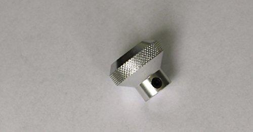 Jeep CJ Aluminum Heater or Windshield Wiper Switch Knob Compare to 5459189AL (Windshield Knob Switch Wiper)