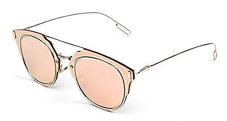 Amazon.com : 365Cor(TM) Fashion Women Metal Cat Eye Flat ...