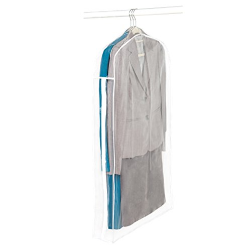Clear Garment (Clear Vinyl Storage Suit Garment Cover: 40