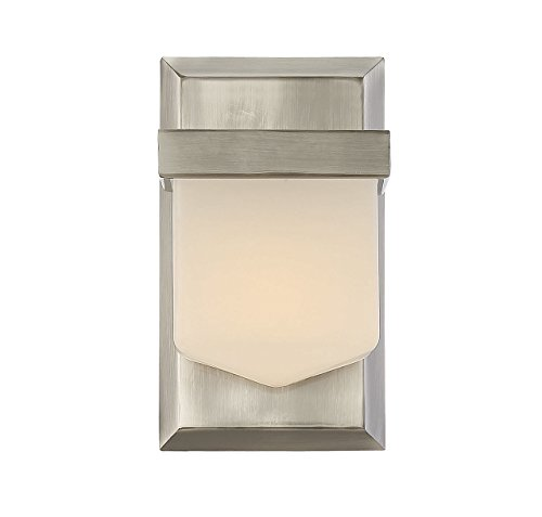 -57 Dylan 1 Light 5 inch Polished Pewter Sconce Wall Light ()