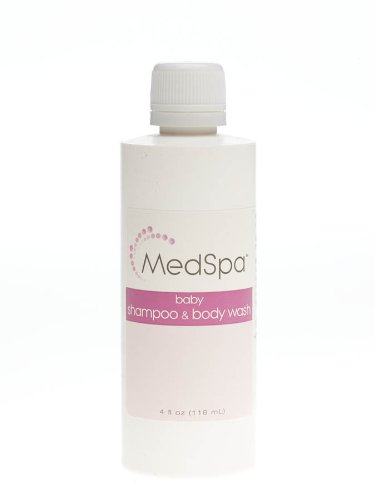 Medline MSC095020 MedSpa Shampoo Babies