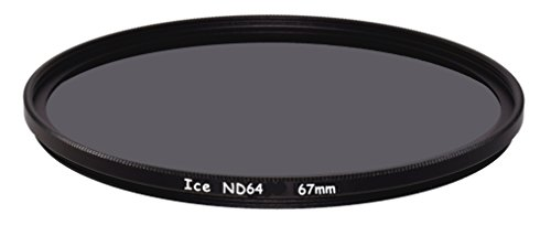 ICE 67mm ND64 Filter Neutral Density ND 64 67 6 Stop Optical Glass