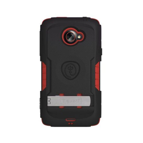 new style e20ee eec5b Trident Kraken AMS Case for HTC EVO 4G LTE - Retail Packaging - Red