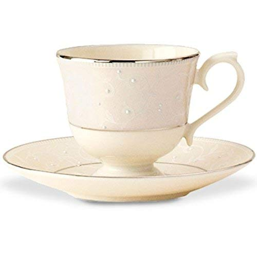 Dinnerware Pearl Lenox Innocence (Lenox Pearl Innocence Cups & Saucers)