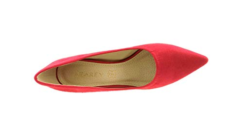 Azaray Red Escarpins Azaray Femme Femme Red Azaray Escarpins q1w7nRdCx1