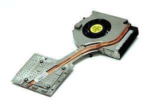 HP EliteBook 8770W CPU Cooling Fan w/ Heatsink 688733-001