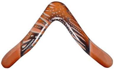 Aussie Fever Wooden Boomerang