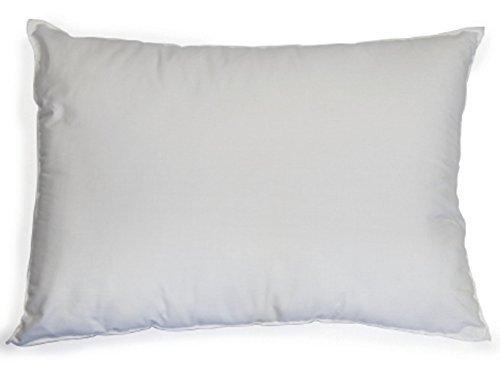McKesson - Bed Pillow - 21 X 27 Inch - White Reusable - McK