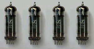 Jellyfish Audio EL84 Válvulas con Quad para Peavey & otros ...
