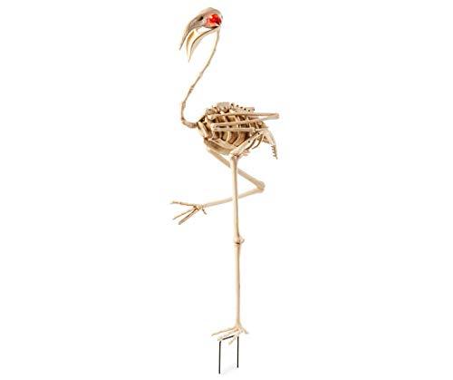 LED Flamingo Skeleton, (36