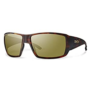 Smith Guides Choice ChromaPop+ Polarized Sunglasses, Matte Havana, Bronze Mirror Lens
