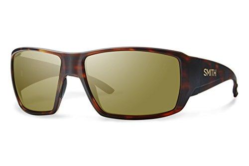 Smith Guides Choice ChromaPop+ Polarized Sunglasses, Matte Havana, Bronze Mirror Lens (Smiths Sunglasses Havana)