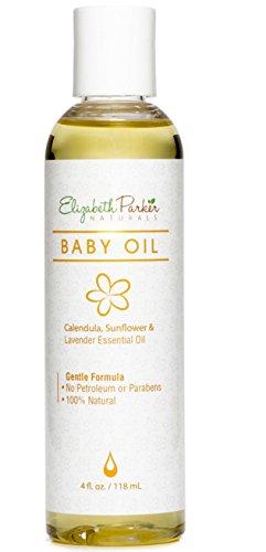 Organic Baby Massage Oil - 3