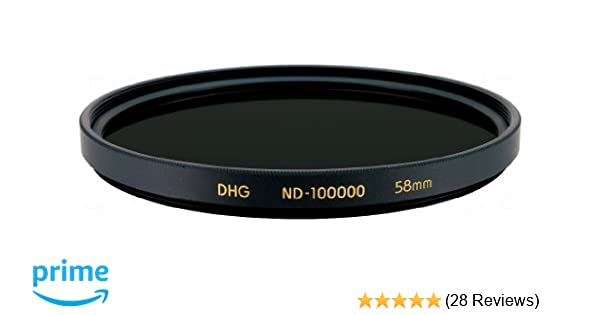 .com : marumi 58mm nd 100000 filter dhg neutral density ...