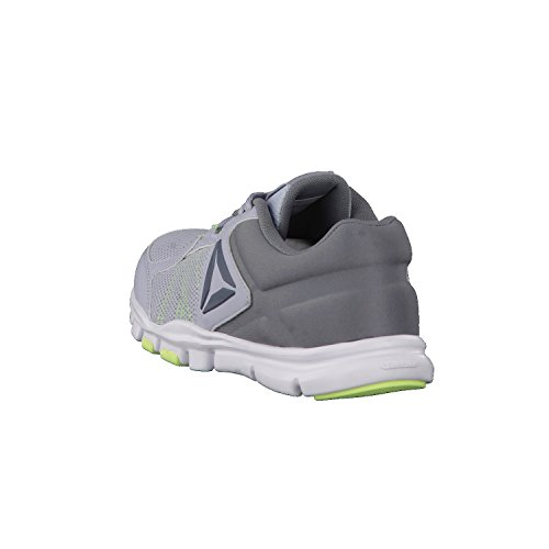 Reebok Bs8038, Zapatillas de Deporte para Mujer Gris (Cloud Grey / Asteroid Dust / Electric Flash / White)